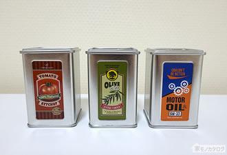 100均で売っているミニチュア一斗缶の画像